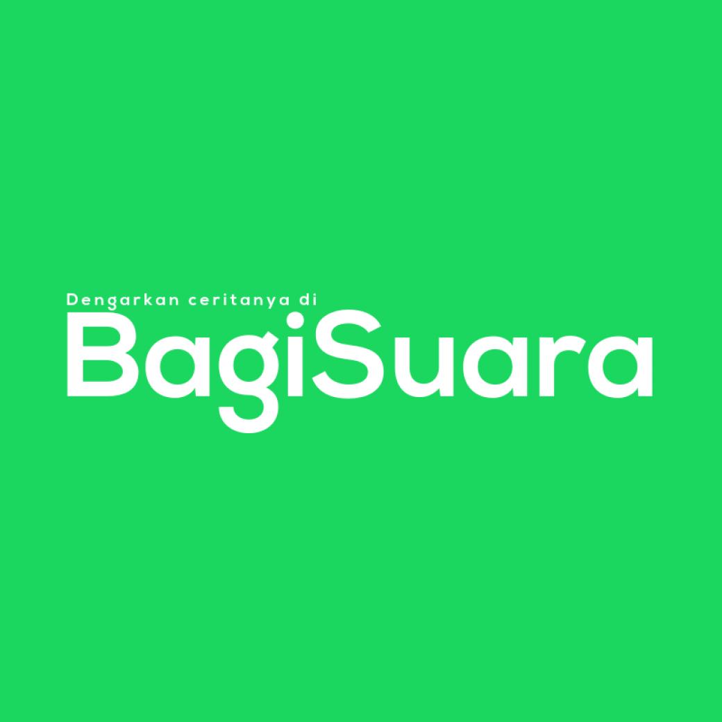 BagiSuara adalah podcast BagiKata dari Indonesia yang (diharapkan) dapat memberikan informasi-informasi yang membantu anak muda Indonesia.